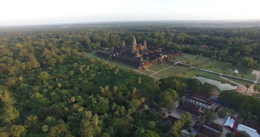 Angkor wat | Shutterstock Video #24309740