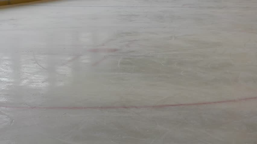 Hockey ice surface | Shutterstock HD Video #24346673