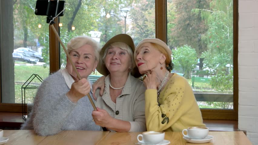 senior ladies for friendship