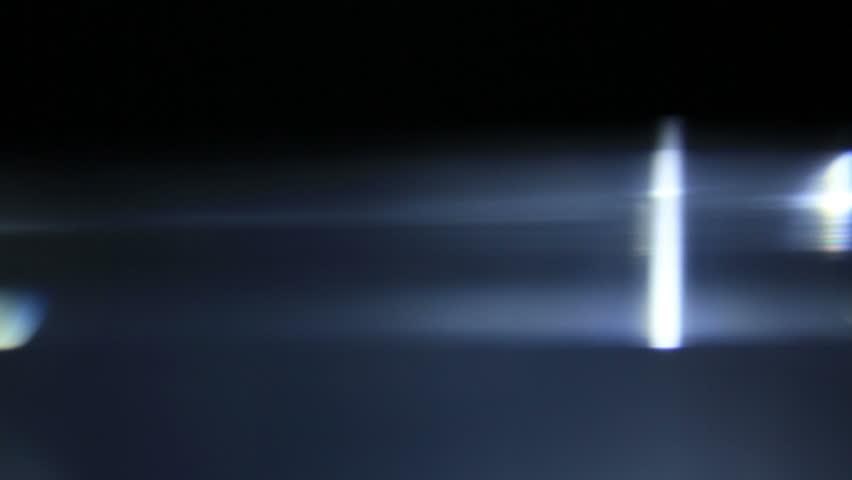 Lens flare light leaks analog artifact loop | Shutterstock HD Video #24733523