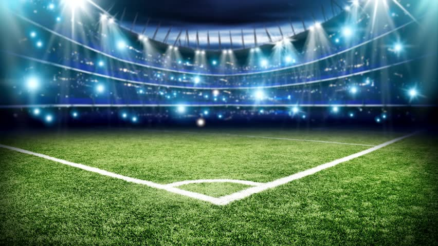 Football Pitch and Green Grass Stock Footage Video (100% Royalty-free) 24865913 | Shutterstock