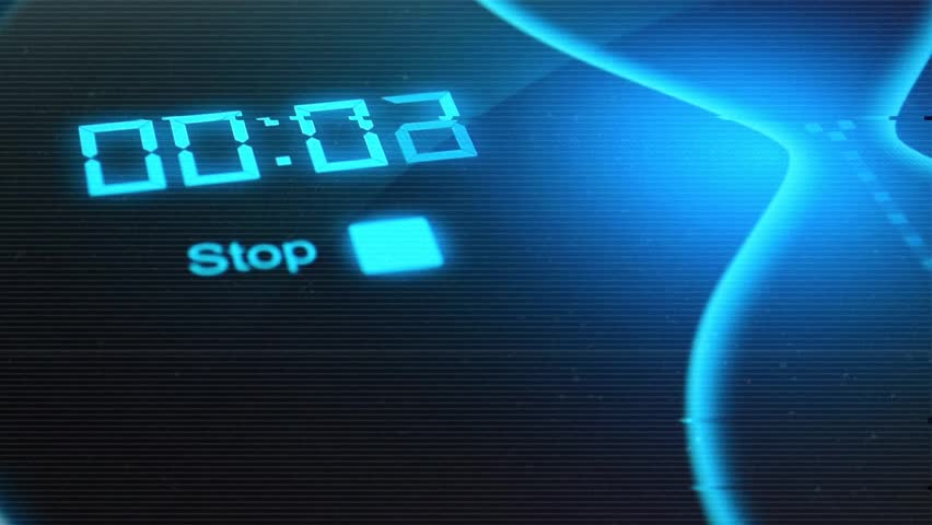 Countdown 5 Second Intro Glitch Stock Footage Video (100% Royalty-free)  25062113 | Shutterstock