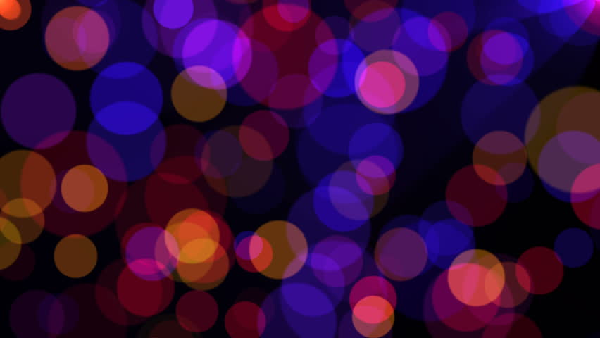 Animated abstract background of moving gradient circles illuminated by glimpses of rays | Shutterstock HD Video #25319111