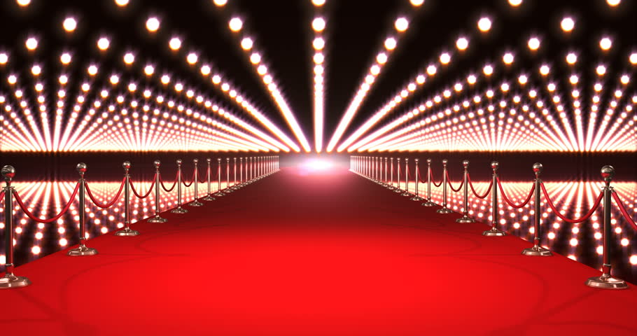 Red Carpet Photo Backdrop For Party