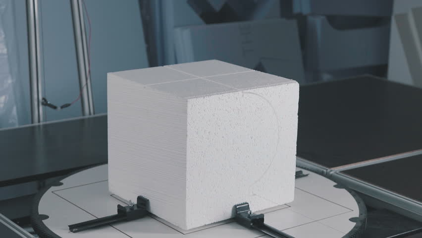 how to cut polystyrene foam