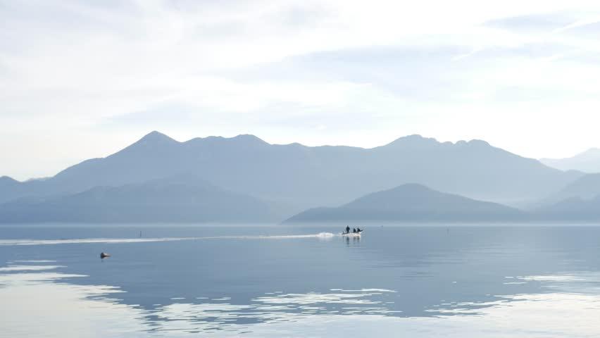 Skadar Lake In Montenegro The Largest Freshwater Balkans