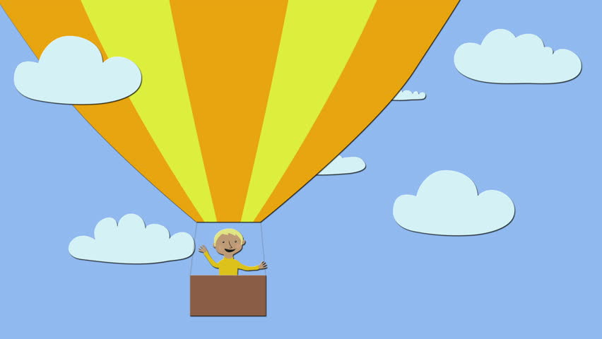 animated baloon