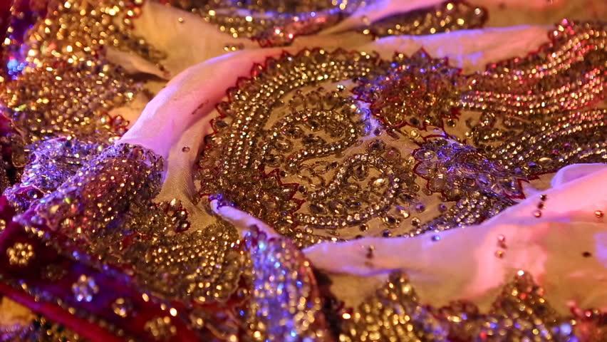 Indian wedding preparation luxury oriental fashion accessories indian wedding preparation luxury oriental fashion accessories female foot and hands beautiful national indian bridal golden jewellery junglespirit Image collections