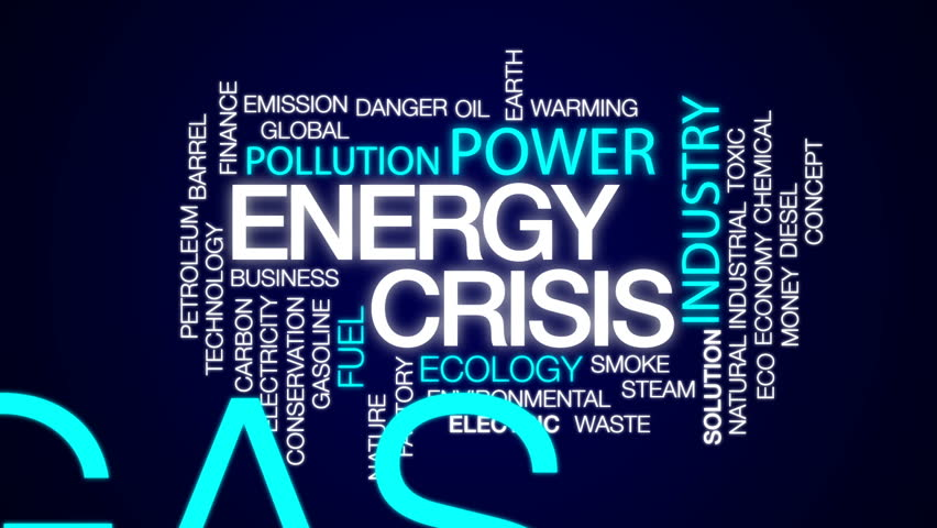 Energy Crisis Animated Word Cloud, Stock Footage Video (100% Royalty-free)  25869113 | Shutterstock