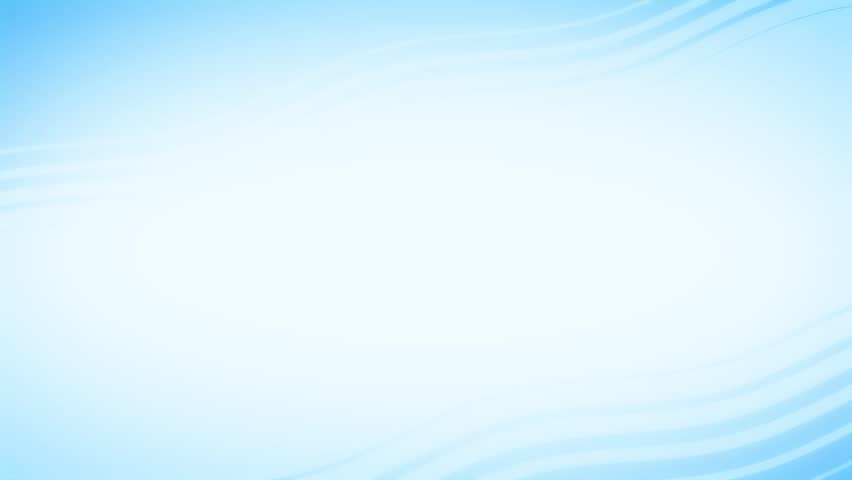 animated soft blue background stock footage video 1711396