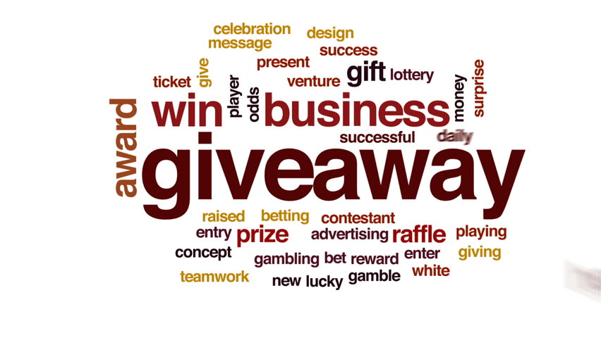 Giveaway Animated Word Cloud, Text Stock Footage Video (100% Royalty-free)  26126513 | Shutterstock