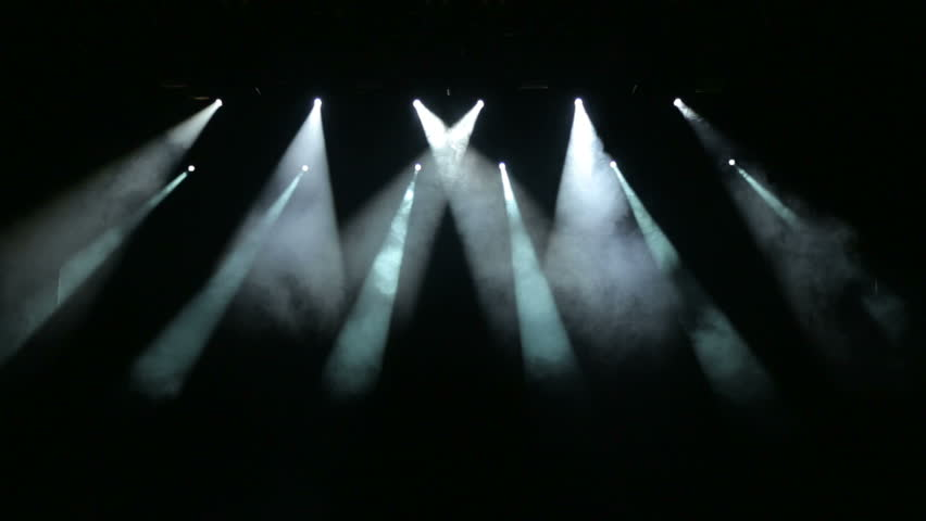Free Stage With Lights Stock Footage Video 100 Royalty 26171885 Shutterstock