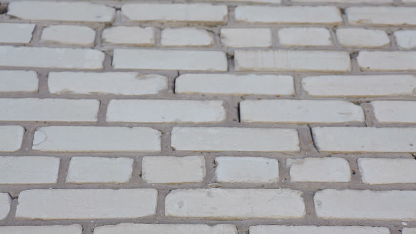 white brick wall hd building real white brick wall texture background scrolling by stockvideos