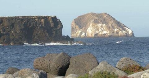 Galapagos Islands Beautiful Shot of Galapagos Islands