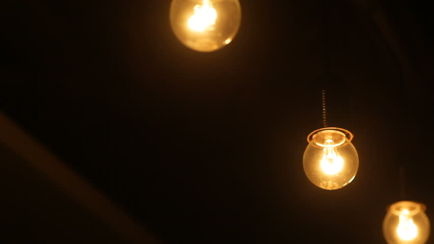 Included Lights In A Dark Stock Footage Video 100 Royalty Free 26555753 Shutterstock