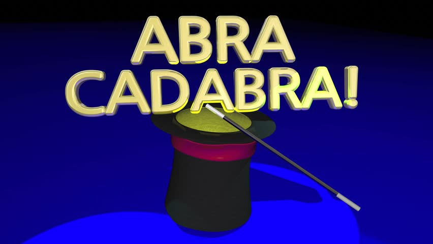 Header of Abra Cadabra