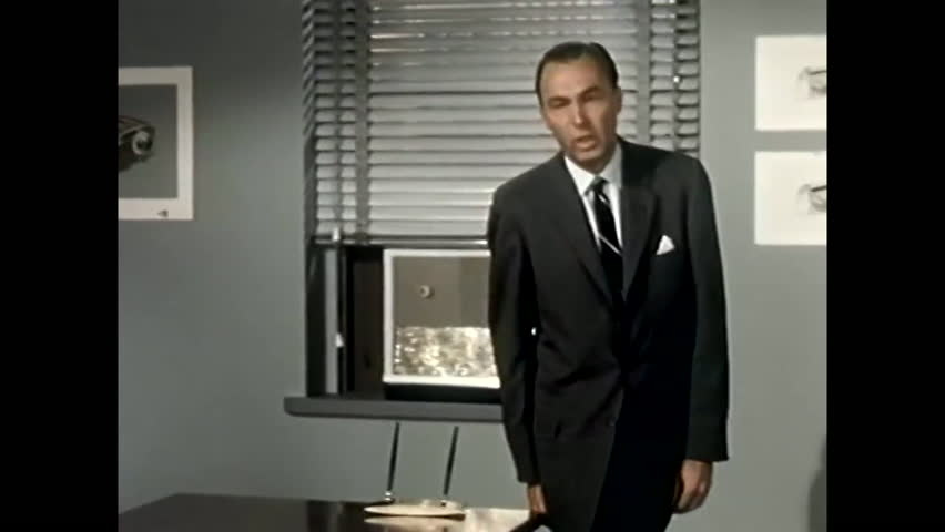 1950s: an Industrial Designer Explains Stock Footage Video (100%  Royalty-free) 26865583 | Shutterstock