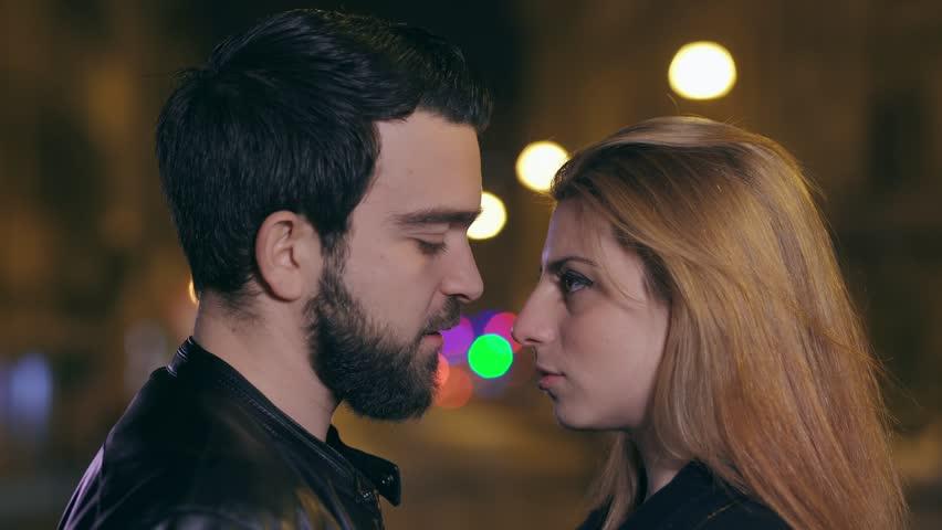 legerer Kuss Dating