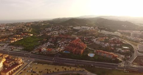 Fuengirola is a town on the Costa del Sol in southern Spain, known for its sandy beaches. South of the city center, the medieval Moorish Sohail Castle towers over the coastline