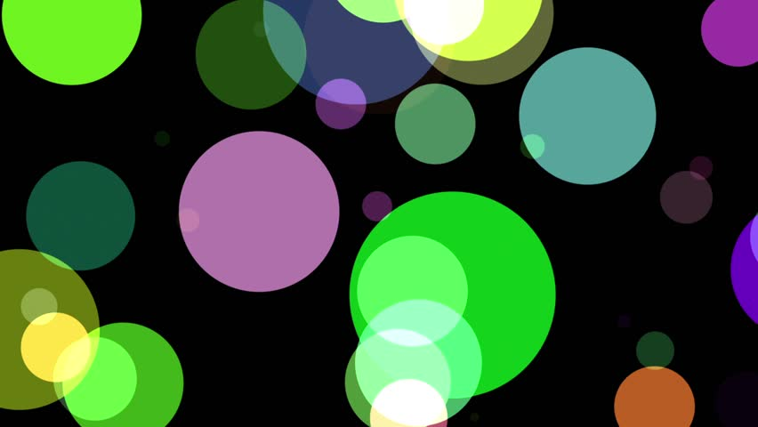 Colorful Pop Circles Bubbles Abstract Motion Background Loop 1 Easy to colorize, flip, reverse, alter speed or otherwise modify. | Shutterstock HD Video #27254323