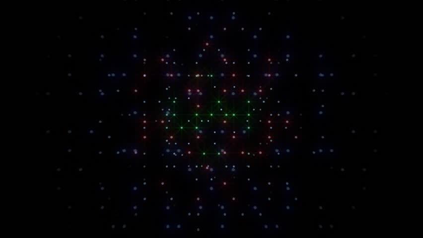 Sparkle Light Space.   Shutterstock HD Video #2734307
