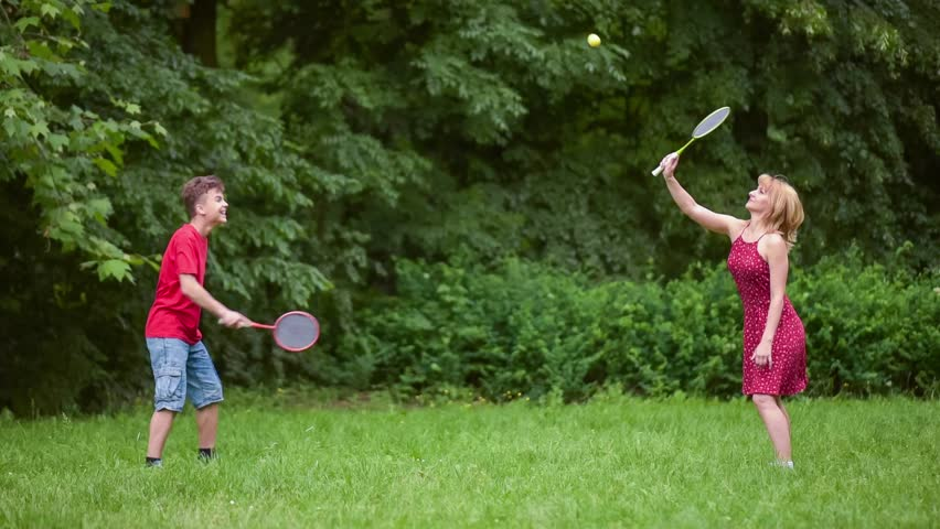 badminton for flabby arms for seniors
