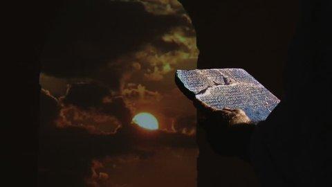 Babylon, archaeologist - Babylonian flood