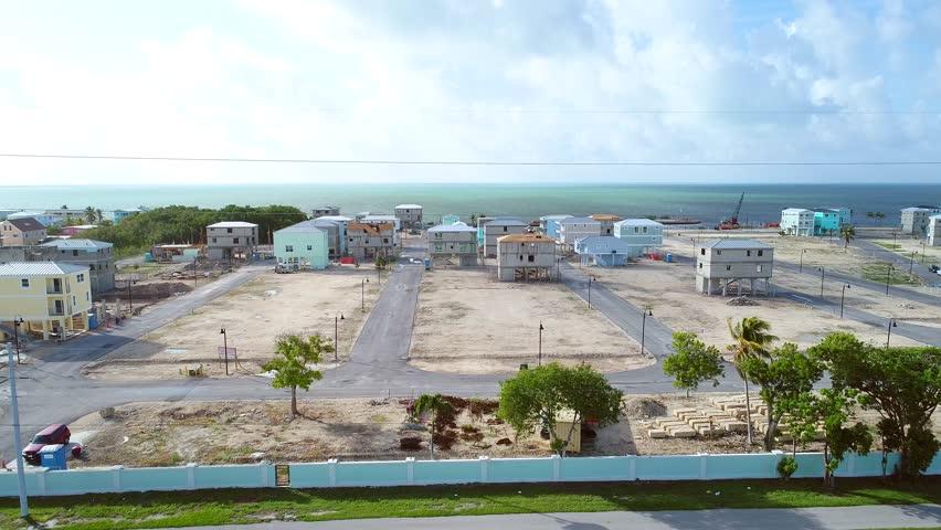 Key West Fl Usa June 18 2017 Aerial Video Largo Ocean Resort Development Site 4k Stock Footage 28144303 Shutterstock