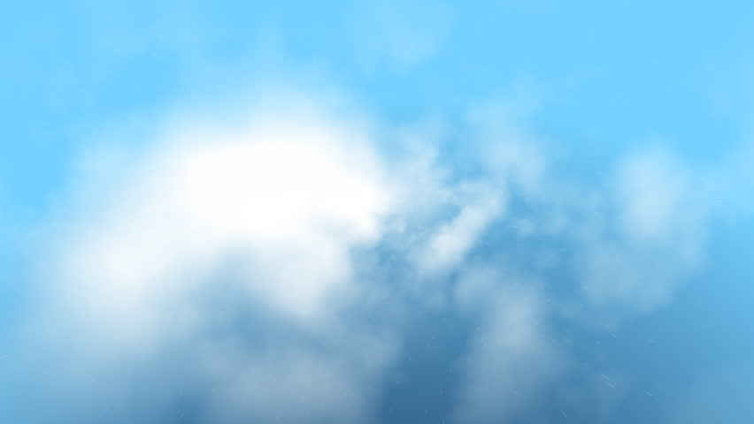 Aerial view of clouds flying through,seamless loop,ideal BG to sequence pictures/videos or text in a nice presentation