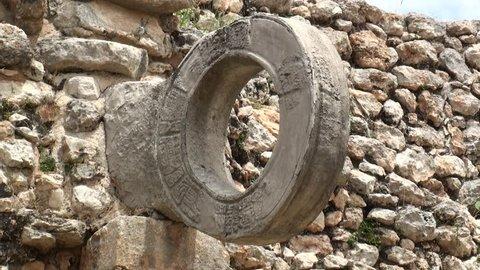 Uxmal Mayan Ruins in Yucatan Mexico