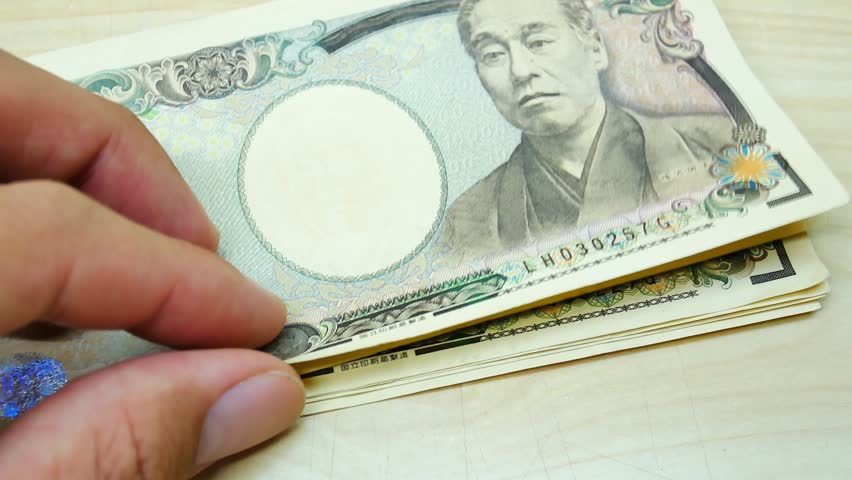 Hand Counting Japanese Banknote Bills Stock Footage Video (100%  Royalty-free) 28828903 | Shutterstock