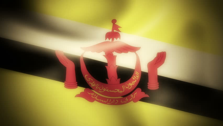 Brunei An elegant animation of the Worlds flags, Using a 32bpc pipeline these are high quality animations. Ideal as backgrounds or as icon overlays on TV and the Web.