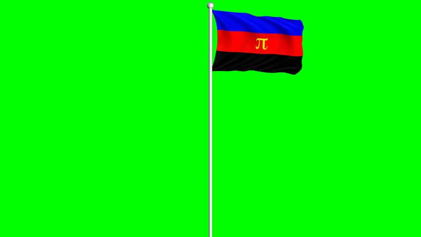 Polyamory Flag Waving and Fluttering Stock Footage Video (100%  Royalty-free) 28906213   Shutterstock