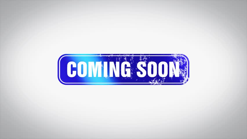 Coming Soon Stamp Stock Footage Video | Shutterstock