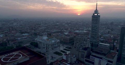 Mexico City Sunshine