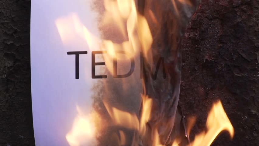 Header of tedium