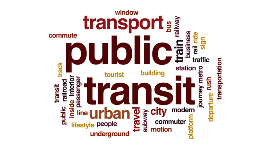 Public Transit Animated Word Cloud, Stock Footage Video (100% Royalty-free)  29502763 | Shutterstock