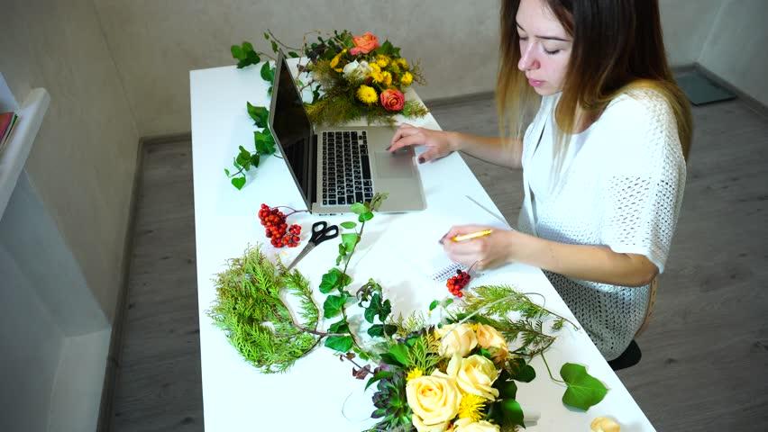 Image result for Florist Online Girl