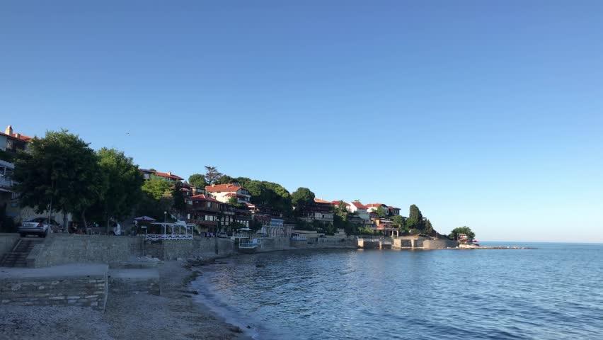 Beautiful Nessebar on Black Sea
