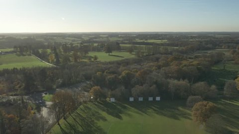 Aerial 9 of Berkahmsted, Hertfordshire, UK