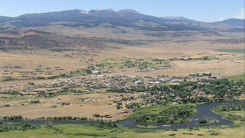 Madison River And Ennis