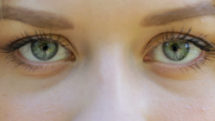 The girl's eyes. Super close-up | Shutterstock HD Video #29720743