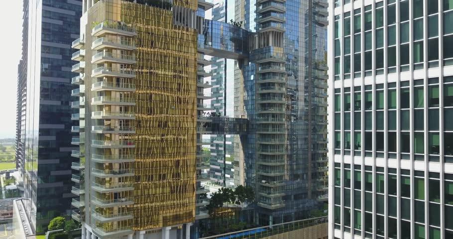 Aerial of One Shenton Way, Singapore #29813653