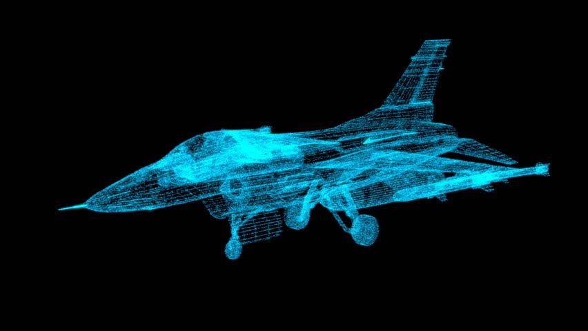 Jet fighter aircraft blueprint part of a series stock footage jet fighter aircraft blueprint part of a series stock footage video 2998723 shutterstock malvernweather Gallery