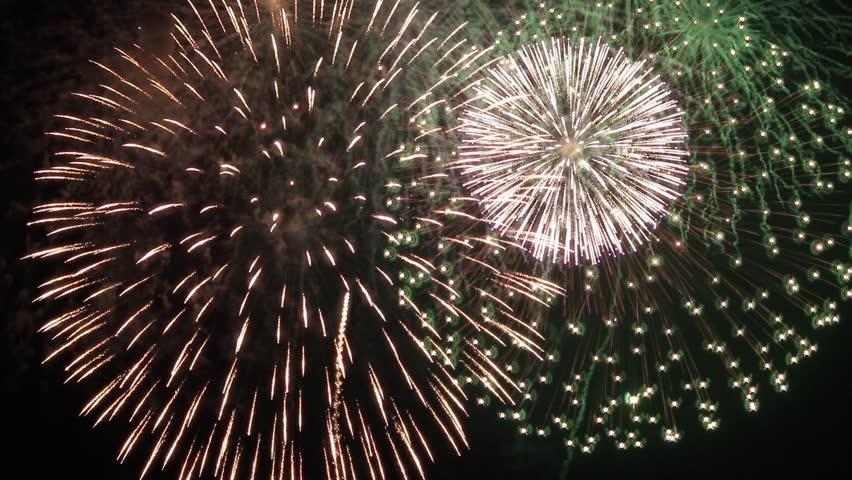 Fireworks in Japan | Shutterstock HD Video #30001843