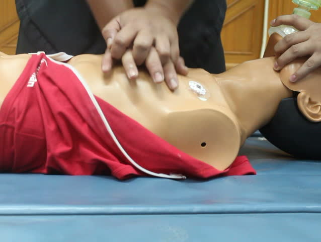 Demonstration of CPR