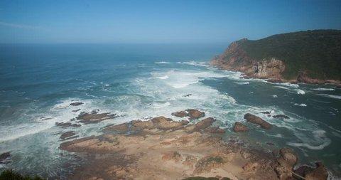 South Africa - Knysna (Time Lapse 04)