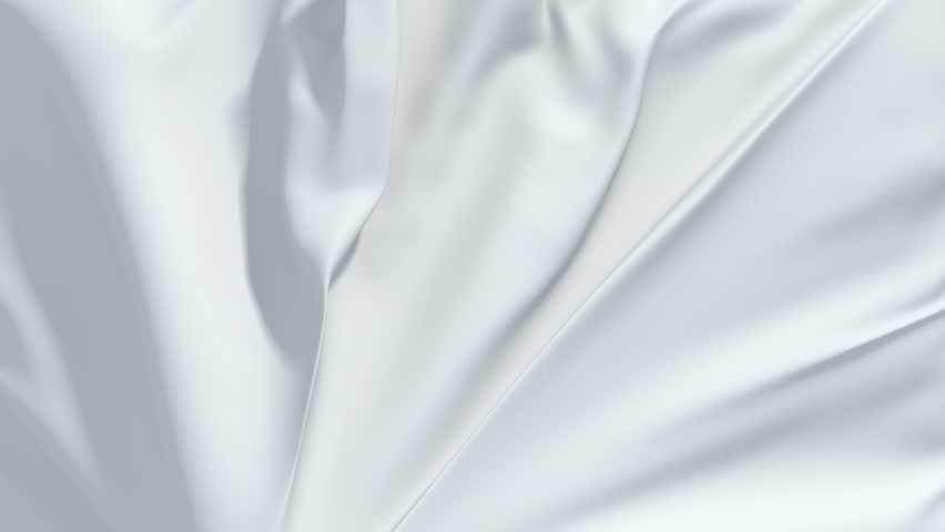 white textile drapery, fabric falling, opening, cloth, wedding unveil, motion, fashion background
