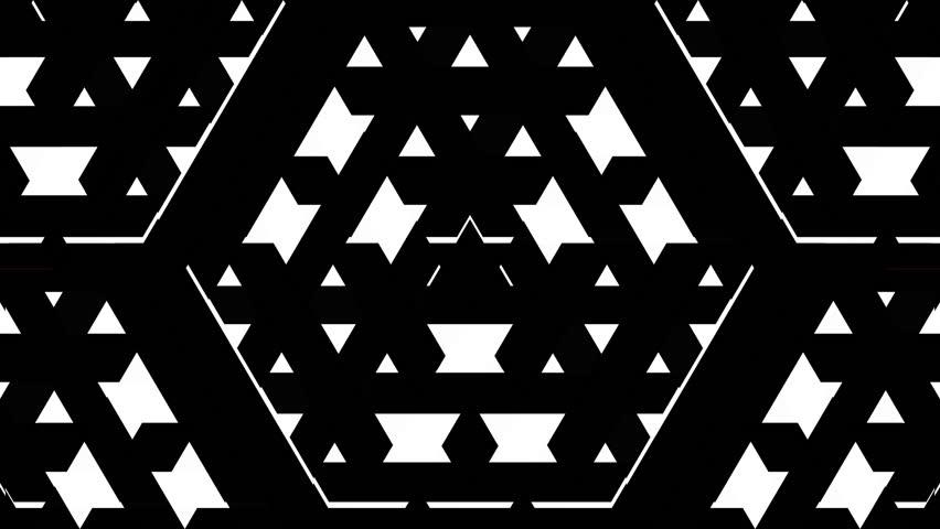 Seamless Pattern Vector Loop - Opto B17
