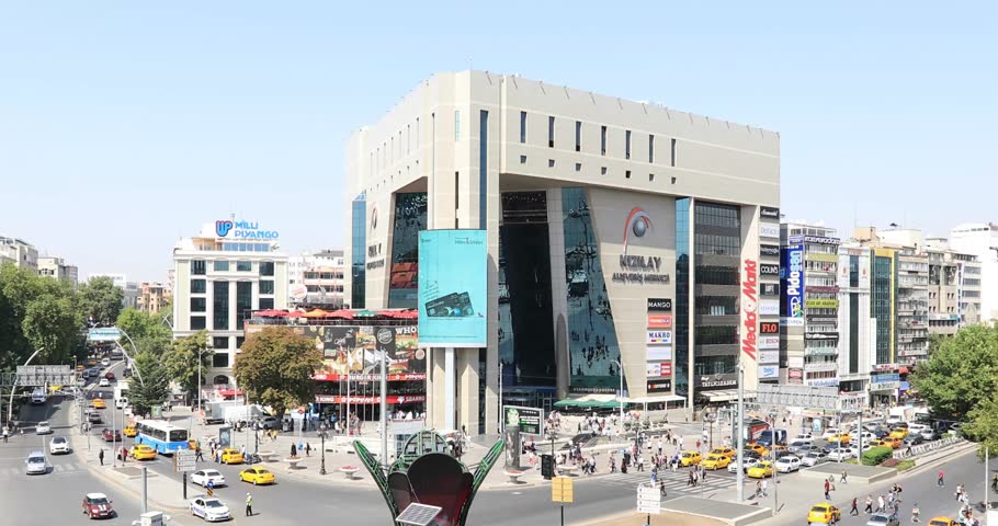 Image result for Kizilay Square
